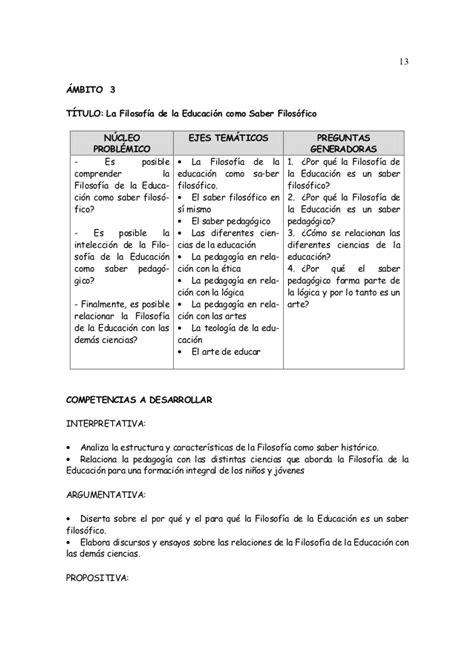 preguntas generadoras de constitucion politica 07 filosofia y educacion 1