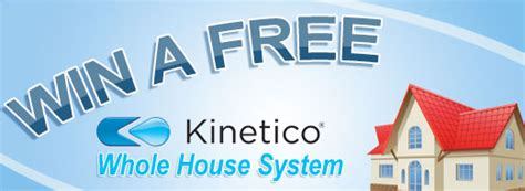 win a free house win a free kinetico whole house system dooley s water