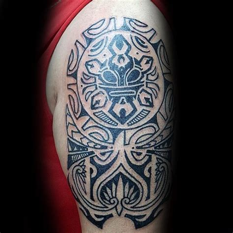 taino tribal tattoo 80 taino tattoos for cultural ink design ideas