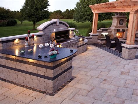 backyard bbq setup stunning outdoor bbq set up outdoor kitchens pinterest