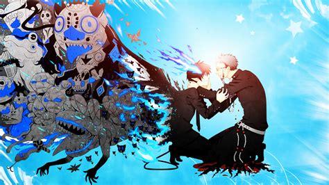 anime wallpaper blue exorcist rin okumura wallpapers wallpaper cave