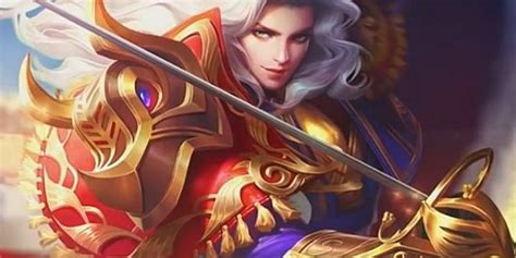 update skin epic lancelot royal matador  mobile legends