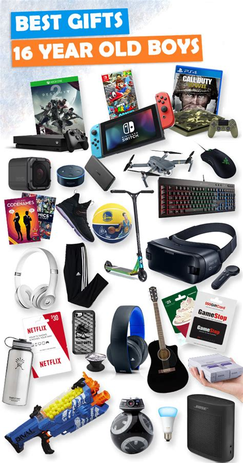 brst christmas gifts for 16 year ild gifts for 16 year boys hundreds of choices buzz