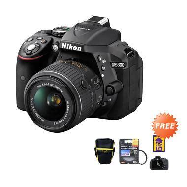 Tas Dslr Nikon 2 Lensa jual nikon d5300 18 55mm vr lens kamera dslr 24 2mp harga kualitas terjamin