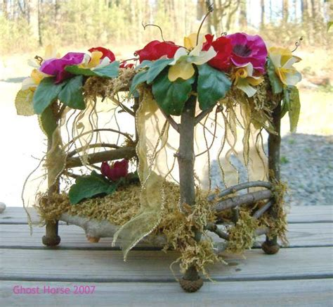 Fairy Bed | fairy bed i love this fairy gardens pinterest
