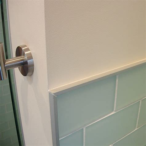 Edging Tiles For Kitchen by The Tile Shower Alair Homes Deer