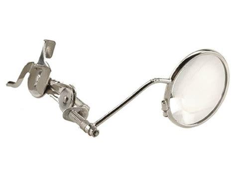 grobet inspection loupe eyeglass mount magnifying glass 5x