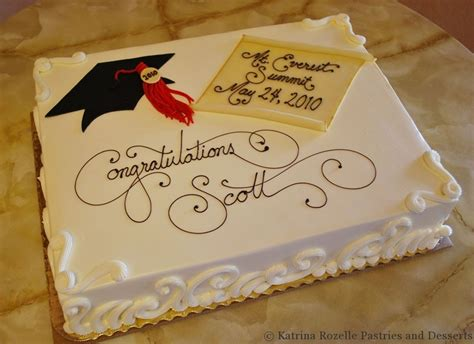 Cake If Rn With Mba by Graduation Sheet Cakes Cupcakes Cake