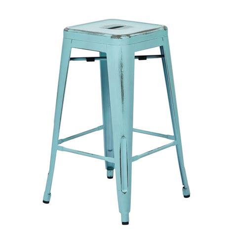 blue bar stools kitchen dining room furniture furniture