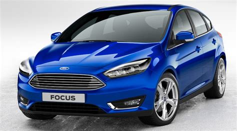 ford focus facelift 2014 wann ford focus facelift 2014 official pictures by car