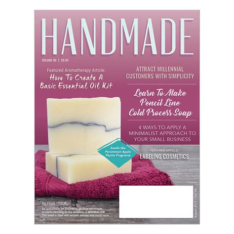 Handmade Cosmetics Wholesale - handmade magazine wholesale supplies plus