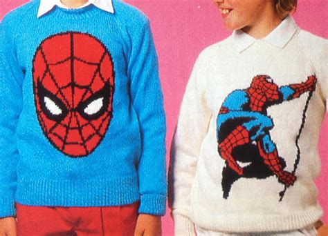 free knitting pattern spiderman toy super hero knitting patterns in the loop knitting