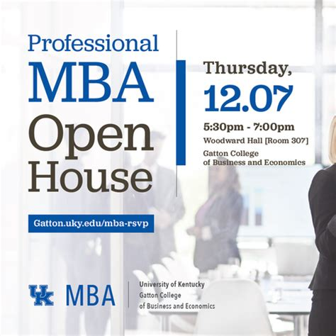 Wmu Mba Open House by Christopher Carney Uknow