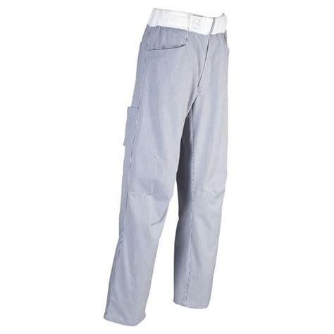 pantalon de cuisine robur pantalon de cuisine arenal lign 233 marine robur