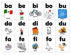 las silabas en espanol para ninos silabas