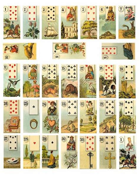 Template For Fortune Teller Card by Fortune Teller Card Print Out Vintage Tarot