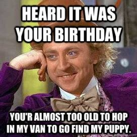 Gay Happy Birthday Meme - gay birthday meme photo birthday time pinterest