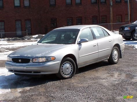 2001 buick century silver 200 interior and exterior images