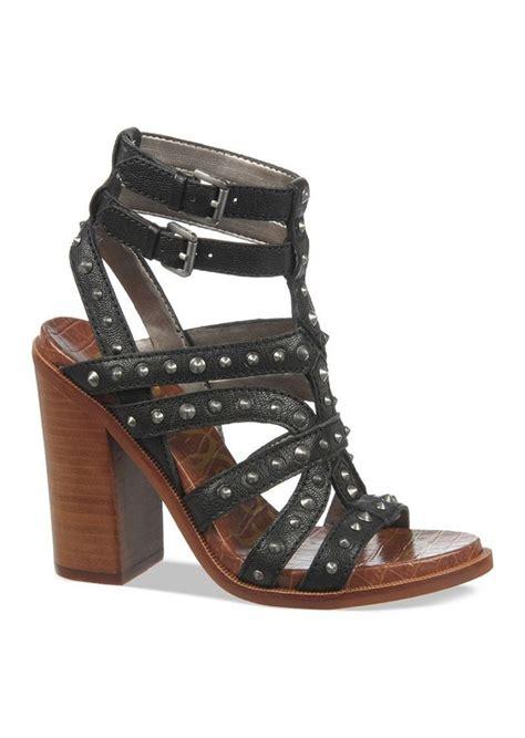 sam edelman studded sandals sam edelman sam edelman sandals keith studded high heel