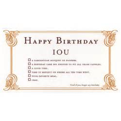 iou certificate template printable iou coupon template