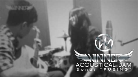 Winner Pusing Acoustical Jamming | winner quot pusing quot acoustical jamming youtube
