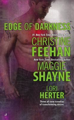 edge of darkness the cincinnati series books edge of darkness by christine feehan reviews discussion