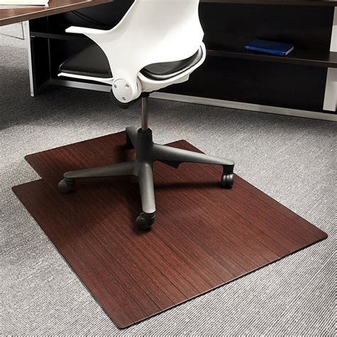 Desk Chair Mats For Carpet by Desk Mat For Carpet