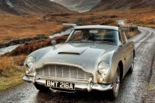 Aston Martin Db5 Bond Skyfall Highland Aston Martin Db5