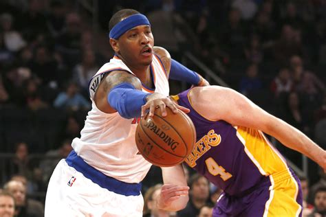 Carmelo Anthony Bench Press 28 Images Why Carmelo Anthony Had To Stare Down The