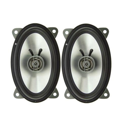 soundstream xt 462s 4x6 quot 2 way 125w rms car audio speaker