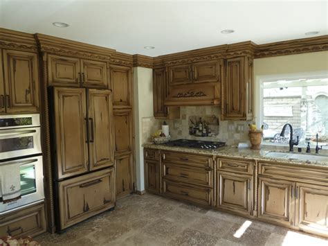 Refinishing Kitchen Cabinet Kitchen Cabinet Refinishing From Kitchen Cabinet Restoration To New Cabinet Custom Built