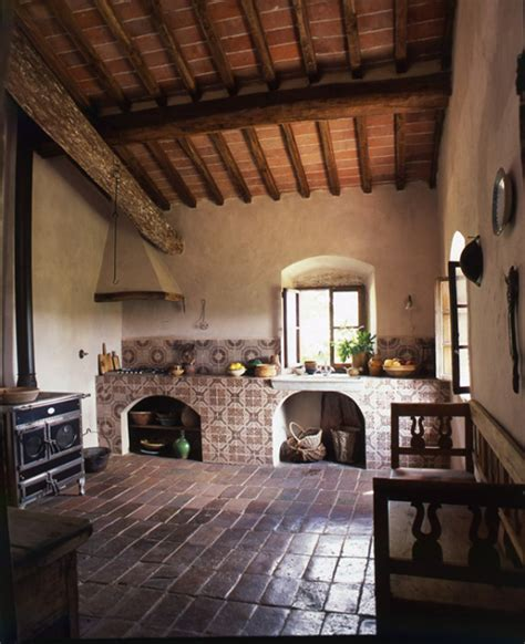 Italian Decor by A Rustic Italian Farmhouse The Style Files