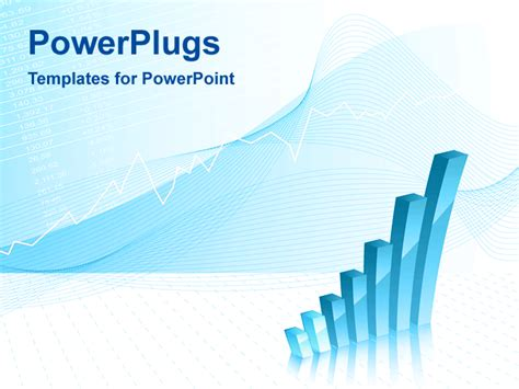 free animated business powerpoint templates animated business background showing bar chart animated