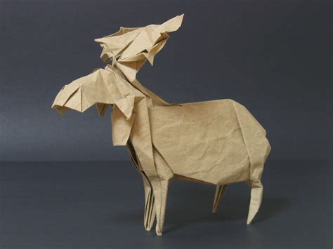 Origami Moose - moose diagram images frompo 1