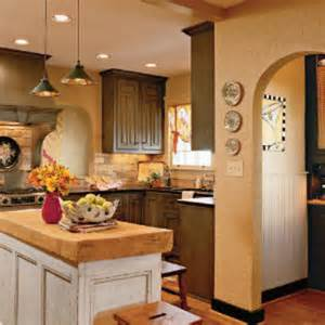 Southern Living Kitchens Ideas by Yellow Decorating Ideas Southern Living