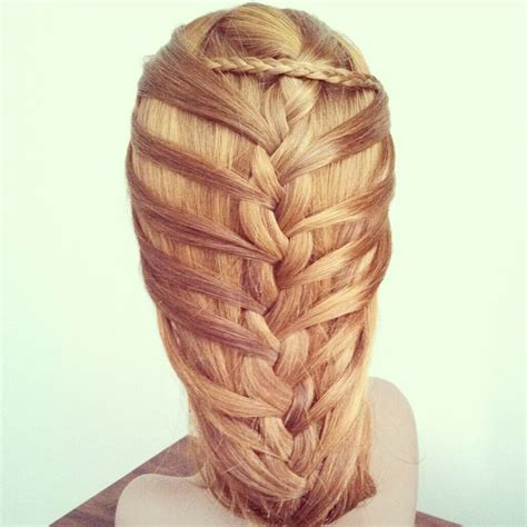 how to do a ladder braid step by step 10 unique braids to spark your creativity