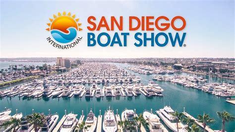 san diego international boat show 2018 san diego international boat show youtube