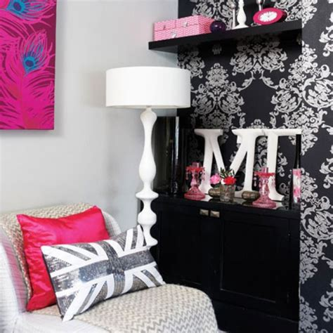 Pink And Black Rooms by 12 Cool Ideas For Black And Pink Girl S Bedroom