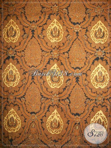 Batik Tulis Sogan Warna jual batik bokor kencono warna sogan batik