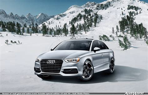 Season Of Audi by Season Of Audi Year End Sales Event Includes Special
