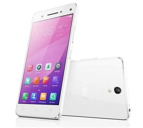 lenovo vibe s1 a dual selfie smartphone launched