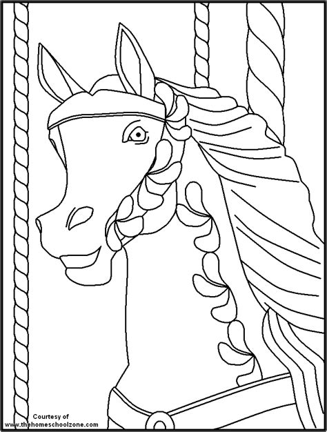 carnival coloring pages pdf free printable carnival coloring pages great for kids or