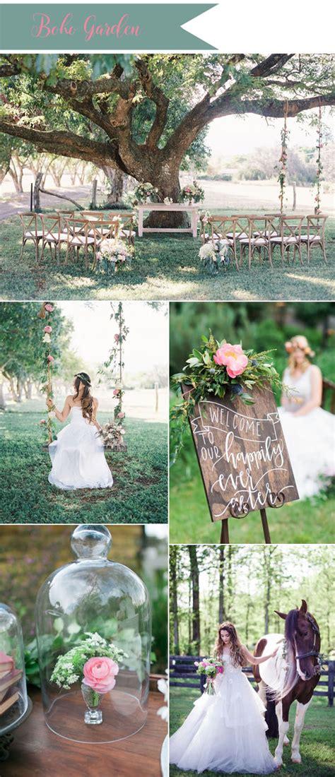 Simple Garden Wedding Ideas Unique Dreamy Fairytale Wedding Ideas For 2017 Trends Stylish Wedd
