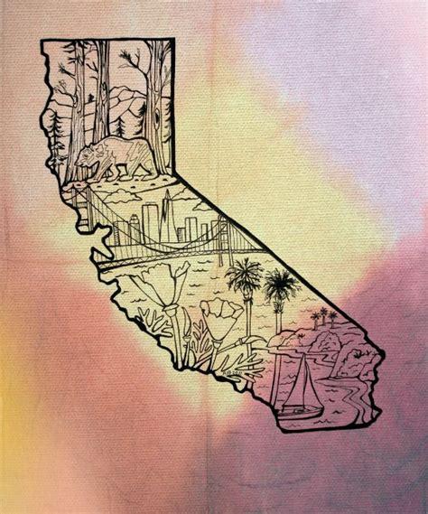 cali love tattoo designs best 25 california tattoos ideas on cali