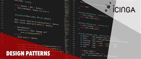 design pattern guidelines javascript design patterns in icinga web 2 www neteye