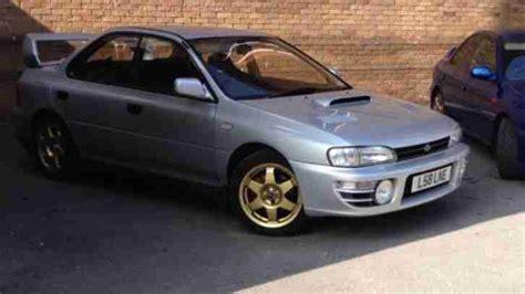 subaru wrx drift car subaru 1994 impreza wrx silver rwd drift car 300bhp car