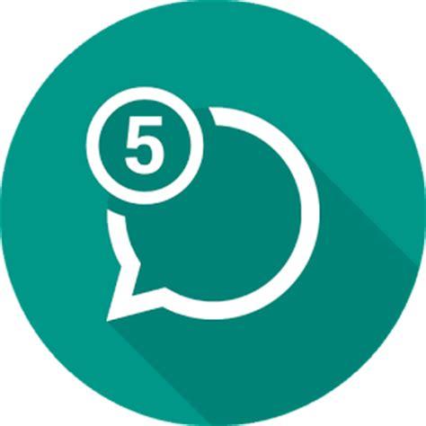 enable whatsapp chat heads like facebook messenger