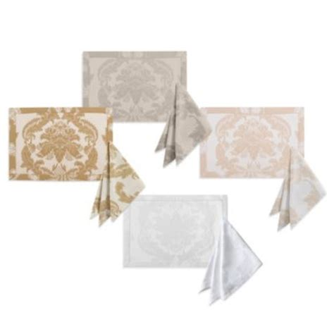 bed bath and beyond waterford buy waterford placemats from bed bath beyond