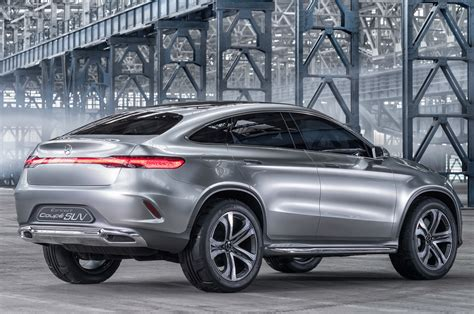 concept mercedes mercedes benz concept coupe suv first look motor trend