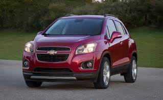 new car models 2013 chevrolet trax